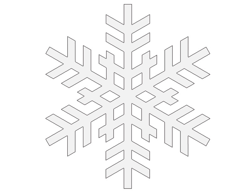 Winter Christmas Page